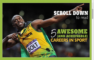 5 Awesome (and Achievable) Careers in Sport