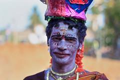 They are the Third... (SouSuBe) Tags: portrait india transgender pondicherry indianportrait aravani incredibleindia aravan thetrans discoverindia thirdgender pondicherrypuducherry pondicherryphotographyclub soumyasumitrabehera sousube prakirtichayaphotography aravans