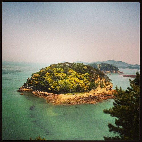 Southern islands of South Korea #gwangju600k #g600 #korearandonneurs #kora