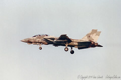 """F-14 VF-14 """"Tophatters"""" (JetImagesOnline) Tags: us f14 navy nas oceana tomcat grumman f14a tophatters vf14"""