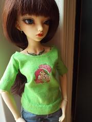Custom 1:4 scale MSD T-shirts (DLSarmywife--DLightful Designs) Tags: fashion dolls lena tshirts strawberryshortcake mlp mylittlepony tees dollclothes comfyclothes monsterhighmh msdsizedbjd minifeemnfrheia perfectfor16