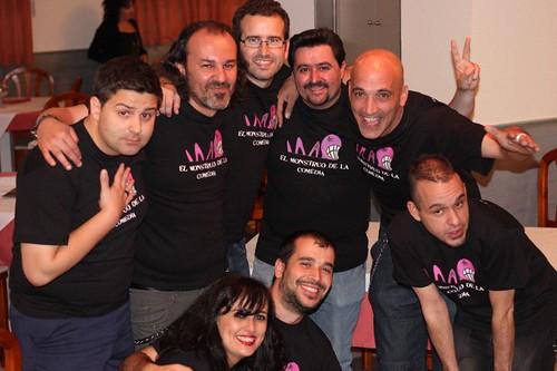 "El Monstruo de la Comedia - 2014 - Primera Semifinal - 7. Todos • <a style=""font-size:0.8em;"" href=""http://www.flickr.com/photos/93117114@N03/14039485947/"" target=""_blank"">View on Flickr</a>"