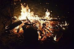(Temporis Viatori.) Tags: birthday fire nikon burn bonfire d5100 nikond5100