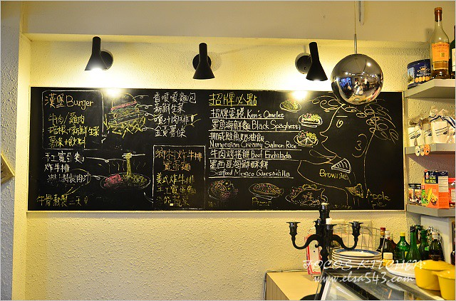 肯恩廚房 Focus Kitchen 永康街美食 信義路美食 永康街早午餐 全天候早午餐 東門站美食