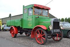 1928 Vulcan 'P. J. Kilby' reg RX 2663 (erfmike51) Tags: lorry vulcan dropside aecrally2014
