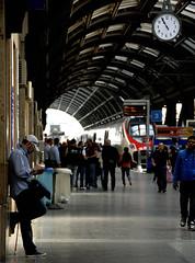 Attese (Ariatoscana) Tags: milano stazione centrale