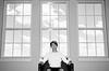 Sittin' (logan.hawk) Tags: portrait white black window clouds self chair sitting hawk logan sittin