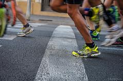 Pisadas (SantiMB.Photos) Tags: barcelona espaa sport marathon deporte 2014 maratn sal18250