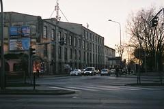 Near Pomorska (AnalographyStore_com) Tags: 35mm streetphotography poland lodz expiredfilm 2014 fujisuperia200 filmphotography pentaxp3 analographystorecom