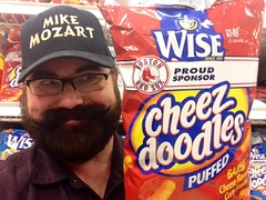 Boston Red Sox Sponsor Wise Cheese Doodles Snacks. 5/2014 at Target Stores Pics by Mike Mozart of TheToyChannel and JeepersMedia on YouTube #BostonRedSox #BostonRedSoxSponsor #Wise #CheeseDoodles #RedSox #WisePotatoChips #Baseball (JeepersMedia) Tags: baseball redsox wise bostonredsox cheesedoodles wisepotatochips bostonredsoxsponsor