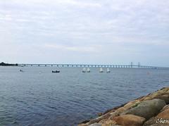 20130703-IMG_0939 (C.Crusader) Tags: bridge sea apple fantastic sweden malm denmak 2013summer
