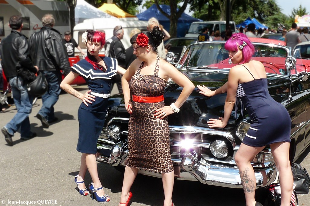 Rencontre pin up