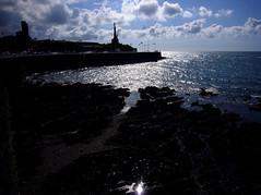 (2011) (019) (krlo_Ox) Tags: aberystwyth wales irishsea backlighting contrast underexposure clouds krloox