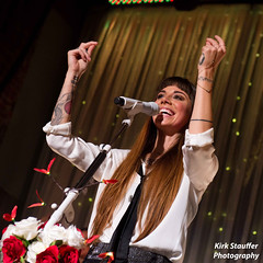 Christina Perri @ Neptune Theater (Kirk Stauffer) Tags: show lighting portrait musician music woman usa brown cute girl beautiful smile smiling rock female ink hair lights us washington concert nikon women long theater pretty tour song christina stage gig performing band may pop tattoos event entertainment wash presents soul singer indie wa perform brunette bangs venue stg neptune vocals kirk entertain inked stauffer perri tatts 2014 d4 neptunetheater headorheart christinaperri kirkstauffer jarofhearts
