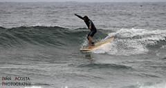 Surf Tenerife ( Tato Gonzalez ) (Ivn Acosta) Tags: espaa beach water island mar nikon surf wave canarias longboard tenerife canary fotografia ivn islas camara ola oceano atlantico acosta spainfoto d300s aguaplaya