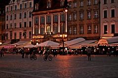 night life... (Eggii) Tags: lighting street night time streetphotography f18 wrocław streetatnight nikkor50mm18 eggi nikond90