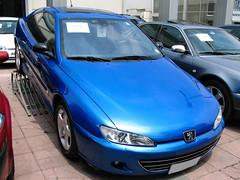 Peugeot 406 Coupe V6 2005 (RL GNZLZ) Tags: 406 peugeot pininfarina 406coupe 406v6