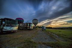 Adirondack Balloon Festival 7 (Largeguy1) Tags: sunset hot festival clouds canon balloons mark air balloon ii 5d adirondack