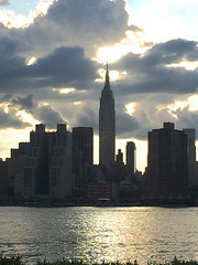 Empire State Building 6:26:14 (actor212) Tags: nyc newyorkcity sunset empirestatebuilding