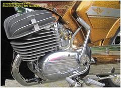2e Herdenkingsrit  Dirk de Heer 2014 - 0030 (Arjan N.) Tags: motorrad motorräder zündapp zuendapp bromfiets zweiräder ks125 ks50 zvc ks100 zundappnl