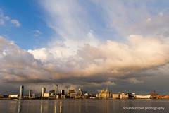 Liverpool (*Richard Cooper *) Tags: skyline liverpool mersey wirral merseyside