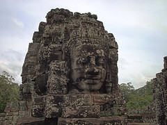 Bayon: Temple of Faces (HeyItsWilliam) Tags: temple asia cambodge cambodia southeastasia angkorwat siem reap siemreap angkor wat hindu asean indochine bayon indochina