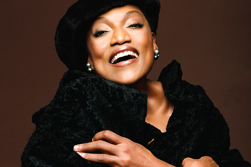 Meet Jessye Norman at the ROH on 19 July 2014