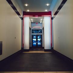 20140524-R0800334 (fuzzychi) Tags: door columbus ohio town 28mm center hallway convergence gr ricoh easton