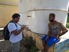 AkvoFLOW Training June 2014 - Republic of Vanuatu (everyoneisgone) Tags: training landscape vanuatu aulia rsr akvo akvoflow amintangshu