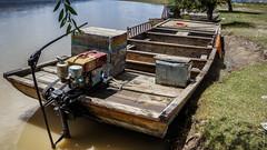 Переправа через реку Ярлунг Цангпо