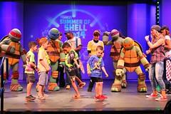 Teenage Mutant Ninja Turtles Retro Weekend at Nick Hotel (insidethemagic) Tags: weekend retro 80s leonardo michelangelo raphael donatello teenagemutantninjaturtles tmnt nickelodeon footsoldier apriloneil nickhotel