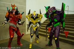 Anime Expo 2014-5810 (Jonno212) Tags: anime expo cosplay 01 02 00 mecha animeexpo unit evangelion 2014 ax14