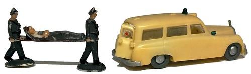 Siku Mercedes 180 Binz ambulanza