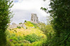 Corfe Castle (SPIngram) Tags: uk family england castle english nature beautiful war king country charles historic norman edward henry civil national dorset trust limestone cavalier corfe purbeck 1066 roundhead i bankes spingram