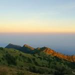 Morning at Senaru Crater Rim. Rinjani, Lombok (19 Jun 2014)