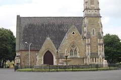 Cemetery (Whofan70) Tags: church cemetery warrington