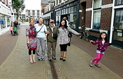Sevgi, Catherine, Ali, Selime & Selena, Winterswijk, Holland (ali eminov) Tags: winterswijk holland couples parents children daughters selena selime ali catherine sevgi