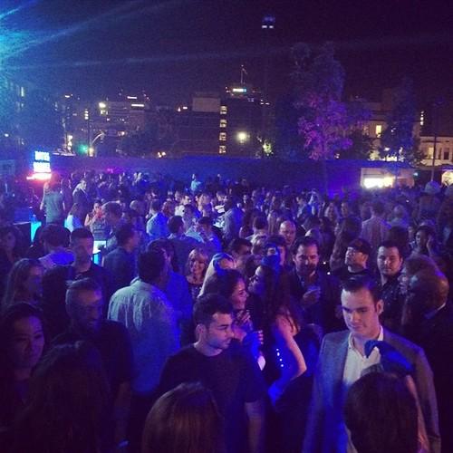 Comic Con craziness!! #batesmotel #playboy #bartenders #servers #bottleservice #events #eventlife #werk #breadandwine #patron #drinks #sandiego #200ProofLA #200Proof