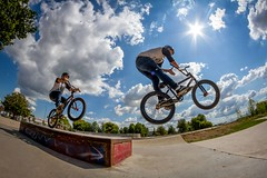 manual - bar spin (ShaneBainPhotography) Tags: