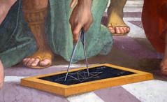 Raphael, Euclid's tablet