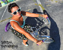 DJ RAW BASE LOWRIDER BIKE SHOOT WITH MODELS (jadafiend) Tags: family ladies friends whitewalls pretty photoshoot spokes models culture chrome wires heels lowrider chucks sunnyday classy twists sexyshots lowriderbikes teamnikon justjdmphotography justjdmphotog noratchets
