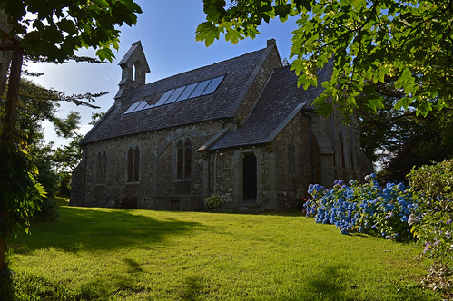 St John The Baptist Church Knightstown Valentia Island Kerry