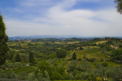 Tuscany Scenery 2 (PatrickHansy) Tags: italien italy florence scenery tuscany siena landscpae landschaft florenz toskana montecatini
