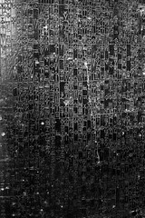 Law code of Hammurabi (ghostwheel_in_shadow) Tags: paris louvre law cuneiform hammurabi lawcode