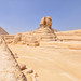 The Great Sphinx of Giza and the Pyramid of Chephren