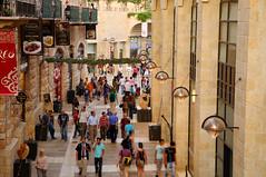 Jerusalem_Mamilla Pedestrian Mall_1_Noam Chen_IMOT (Israel_photo_gallery) Tags: people food shopping israel commerce jerusalem restaurants shops leisure recreation economy pedestrianmall caffes openmall mamilla noamchen