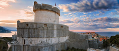 the walls of liberty (cherryspicks (on/off)) Tags: dubrovnik walls architecture croatia unesco travel historic liberty medieval panorama