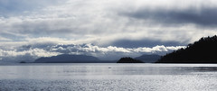 moody morning (salalstudio) Tags: pacificnorthwest britishcolumbia seascape morning clouds