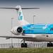 KLM Cityhopper F-70's final year
