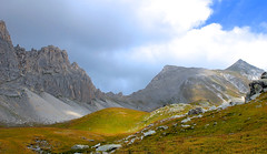 """NoWhereLand*** (Gennaro Luvino) Tags: italy blue reise holiday piemont berge alps alpi light summer 2017 fels italien weather now flickr sky clouds mountains time landscapes natur nature panorama wow nikonflickraward canonflickraward"""" photo me green red garden klettern"""